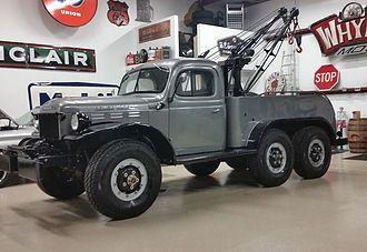 1950 Dodge Power Wagon For Sale Hotrodhotline