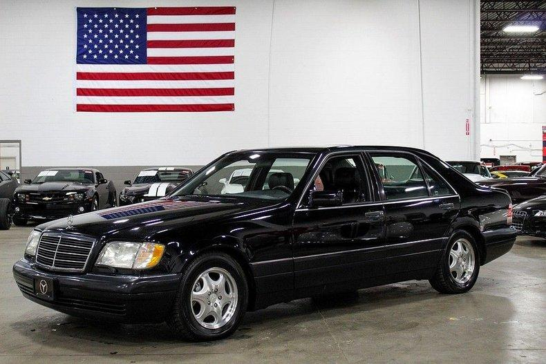 1997 mercedes benz s420 for sale hotrodhotline 1997 mercedes benz s420 for sale in grand rapids mi 5 900