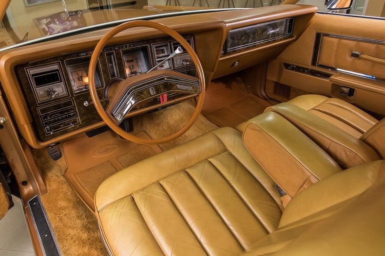 1977 Lincoln Continental for sale in PLYMOUTH, MI - $32,900