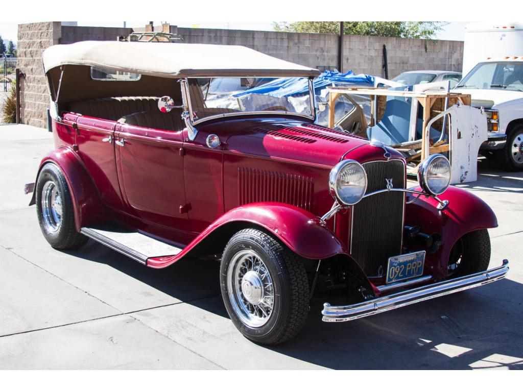 1932 ford phaeton 4 door barn find v8 8 for sale for 1932 ford four door