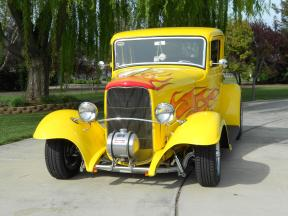 1932 Ford Coupe for sale on Hotrodhotline
