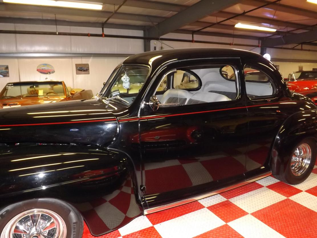 1942 Ford Coupe For Sale Hotrodhotline
