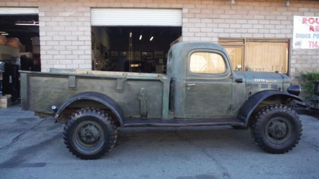 Dodge Power Wagon For Sale >> 1948 Dodge Power Wagon For Sale In Call For Location Mi 22 495