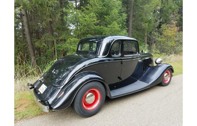 1934 ford 5 window 2 door 5 window coupe restored v8 8 for 1934 5 window coupe for sale