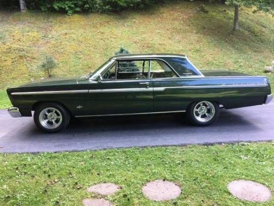 1965 Ford Fairlane for sale in Call for Location, MI - $13,495