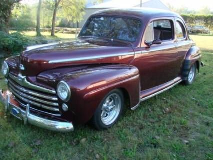 1948 ford coupe for sale hotrodhotline. Black Bedroom Furniture Sets. Home Design Ideas