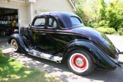 1935 Ford 5 Window Coupe For Sale On Craigslist ✓ Ford is Your Car