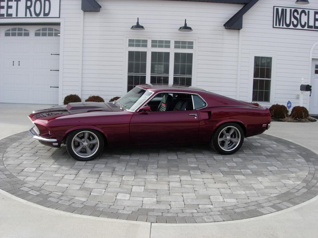 1969 ford mustang coupe for sale