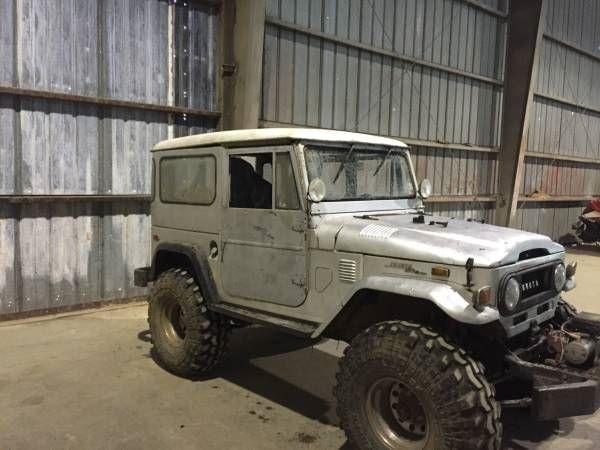 1972 toyota fj40 for sale