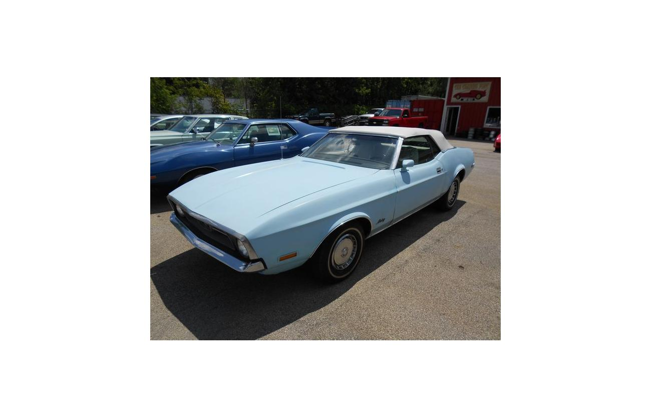 1972 ford mustang for sale