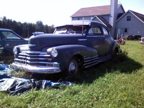 1948 Chevrolet Sedan Delivery for sale in Call for Location, MI - $8,495