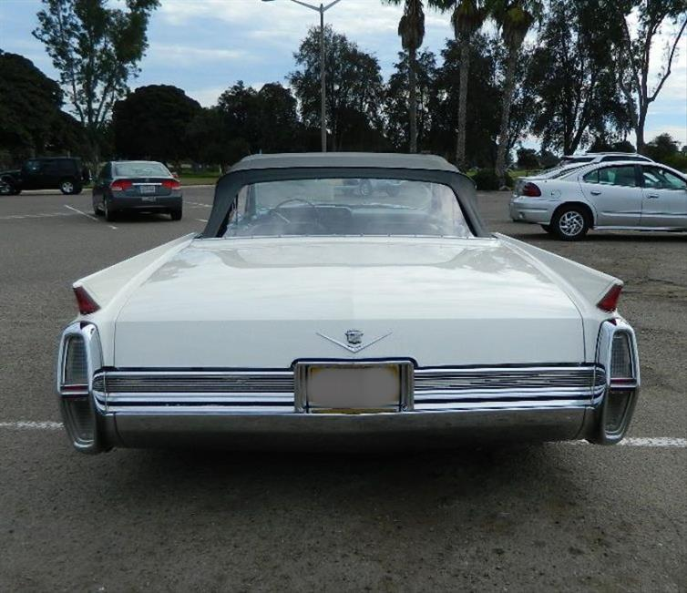 Custom Cadillac Deville For Sale: 1964 Cadillac DeVille Convertible Restored For Sale