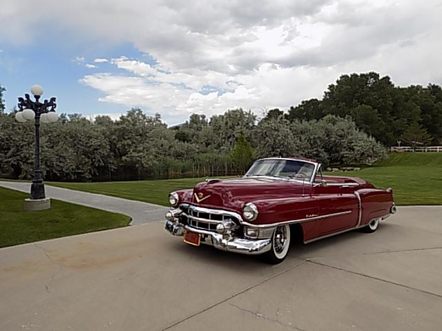 1953 Cadillac Convertible For Sale Hotrodhotline