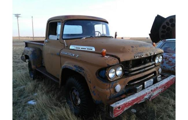 Dodge Power Wagon For Sale >> 1958 Dodge Power Wagon For Sale In Call For Location Mi 6 495