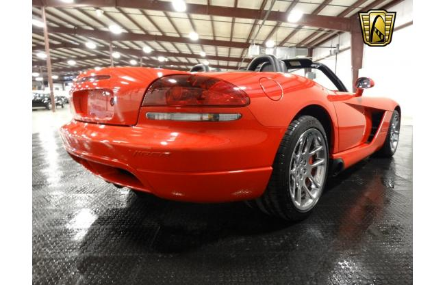 2004 dodge viper for sale hotrodhotline. Black Bedroom Furniture Sets. Home Design Ideas