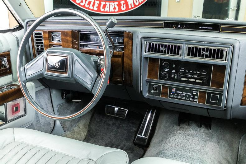 1987 Cadillac Brougham for sale in PLYMOUTH, MI - $29,900