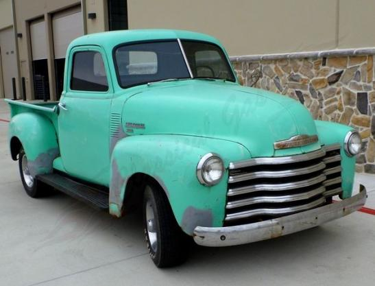 1950 Chevrolet Pickup for sale | Hotrodhotline
