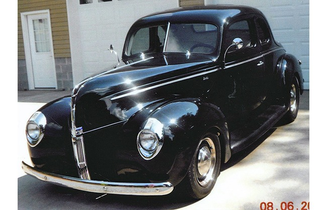 1940 Ford Coupe V8 Coupe For Sale Hotrodhotline