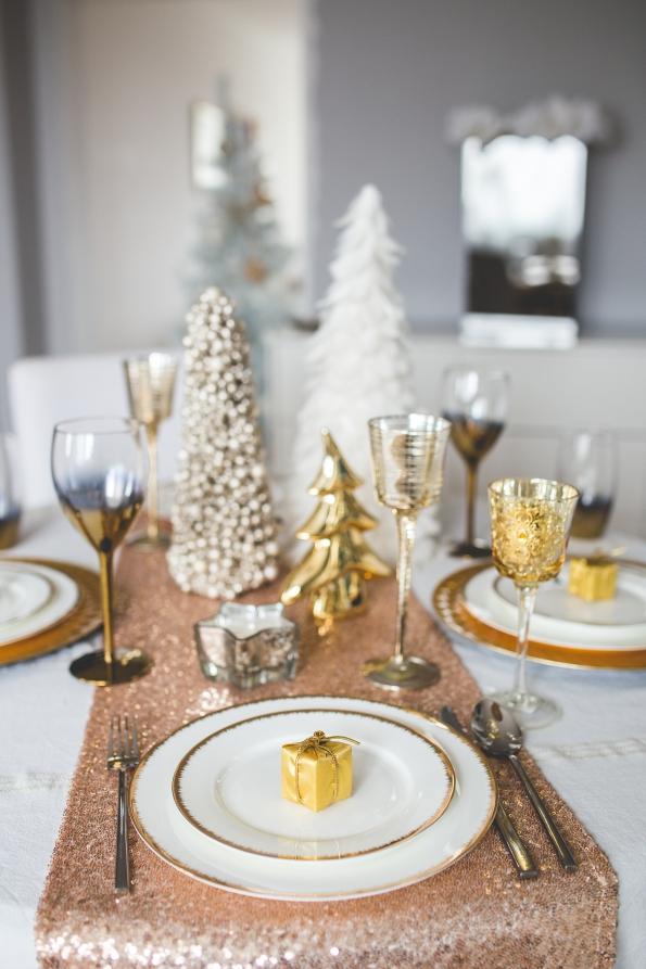 Beautiful Christmas Tableware & Beautiful Christmas Tableware | Image Finder
