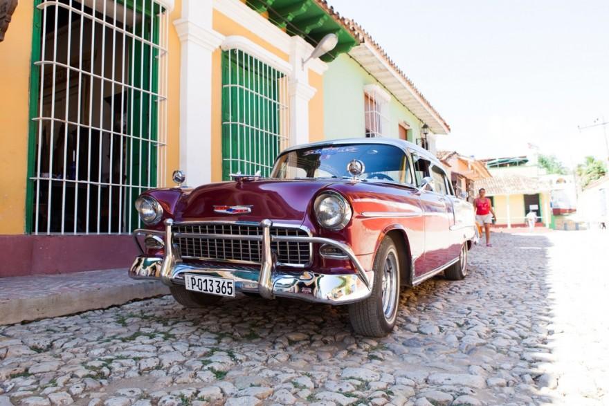 Trinidad, Cuba Car, Classic, Vintage | Image Finder