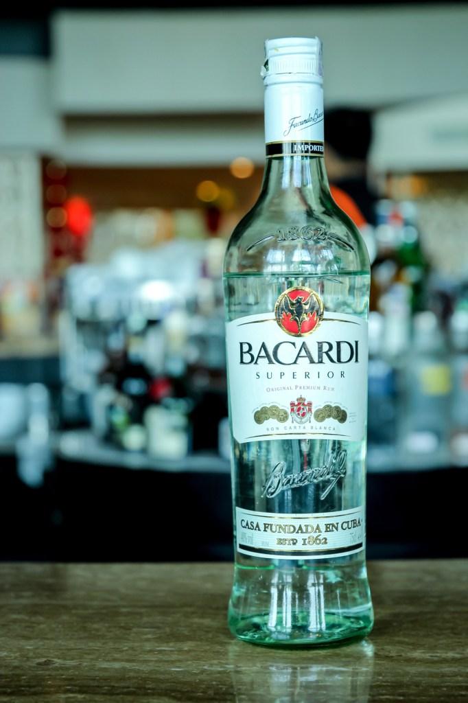 The Bacardi Bottle #1 Alcohol, Bottle, Liquor | Image Finder