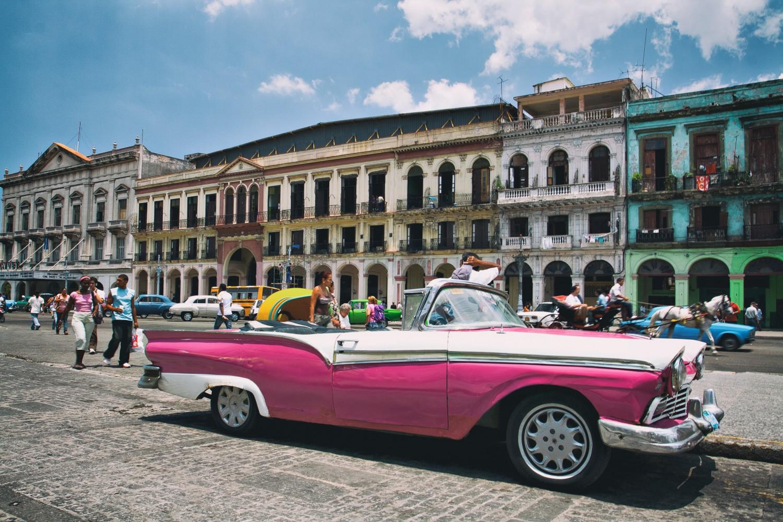 Rent A Car De Cuba