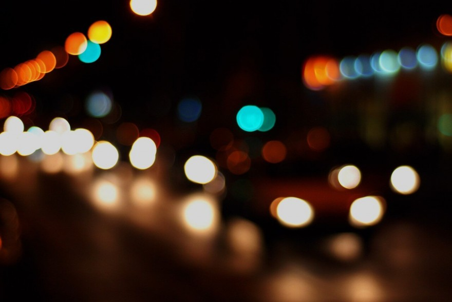 Street Blur Blur Lights Night Street Image Finder