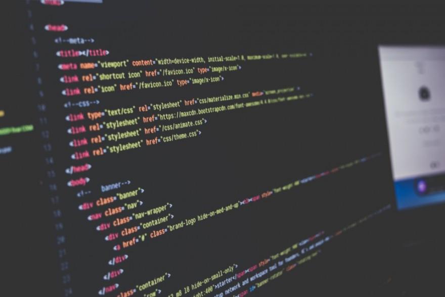 Code, Notebook Computer, Screen