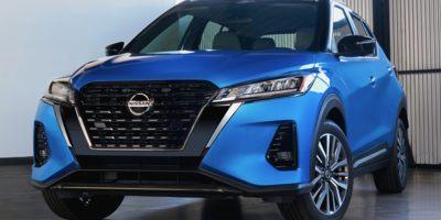 New 2021 Nissan Kicks SR FWD