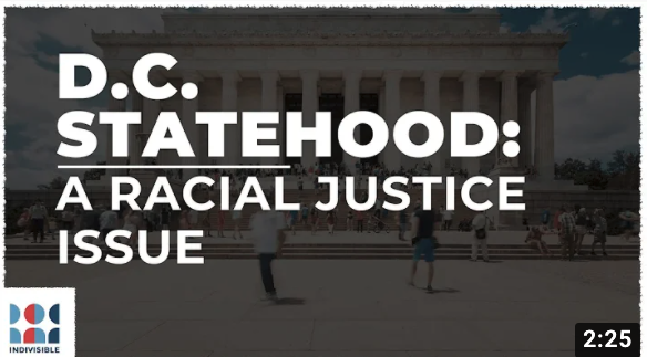Thumbnail image for Why D.C. statehood is a racial justice issue