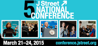 J Street's 5th National Conference: March 21-24, 2015