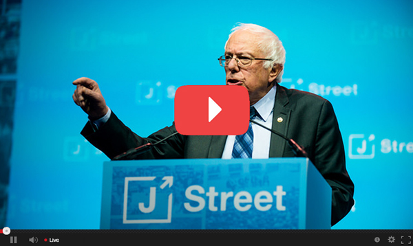 Watch Senator Sanders' speech
