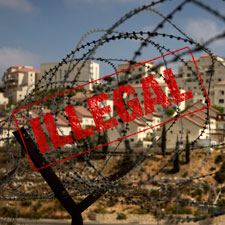 The settlements are illegal, and it's time to say so.