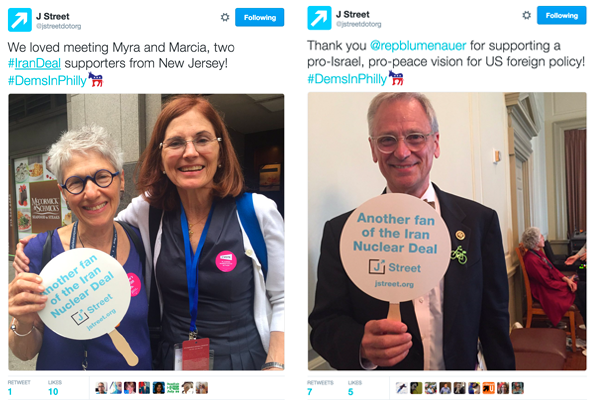People love our Iran Deal Fan Fans