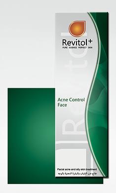 Revitol Acne Control Face 50 Ml Al Kindi Kuwait S Online Pharmacy