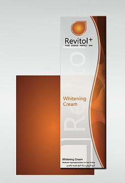 Revitol Plus Whitening Cream Al Kindi Kuwait S Online Pharmacy