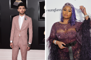 Zayn and Nicki Minaj