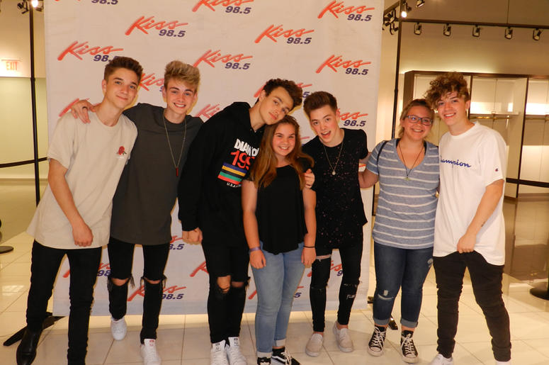 Why Don T We Meet And Greet Kiss 98 5