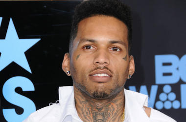 Kid Ink. 2017 BET Awards held at the Microsoft Square in Los Angeles.