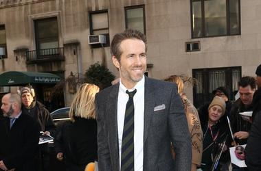 Ryan Reynolds Gives Away Deadpool Pink Suit
