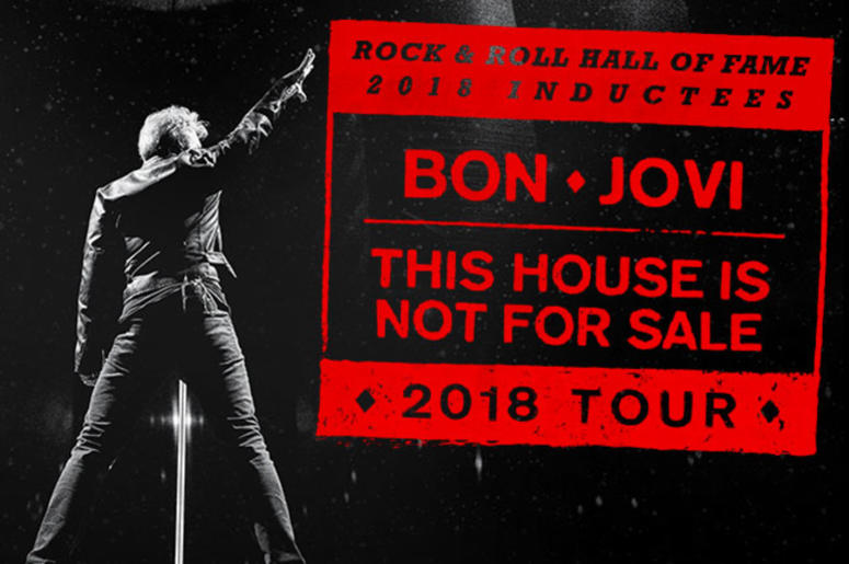 Bon Jovi Winning Weeked