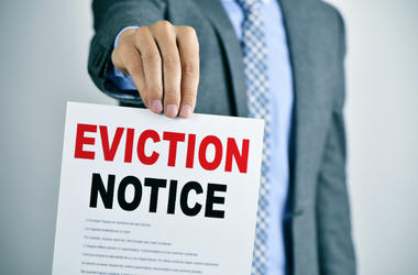 Eviction,Parents,Home,Son,30-year-old,Court,Notice,Kicked Out,100.3 Jack FM