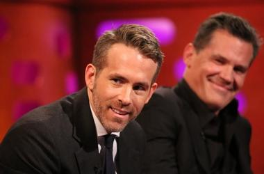Ryan Reynolds & Joshn Brolin