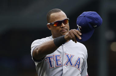 Adrian Beltre, Texas Rangers, Tip of the Cap