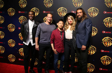 Cast of Aquaman