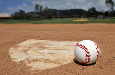 Baseball, Home Plate, Field