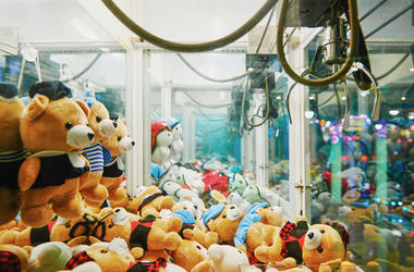 Claw Machine Game