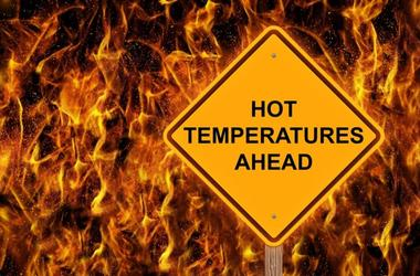 Hot Temperatures