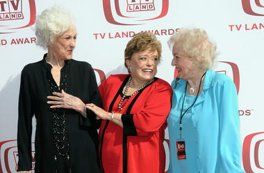 Cast of the Golden Girls