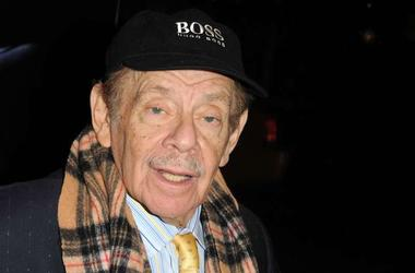 Jerry Stiller, Frost/Nixon Premiere, Red Carpet, Candid, 2008